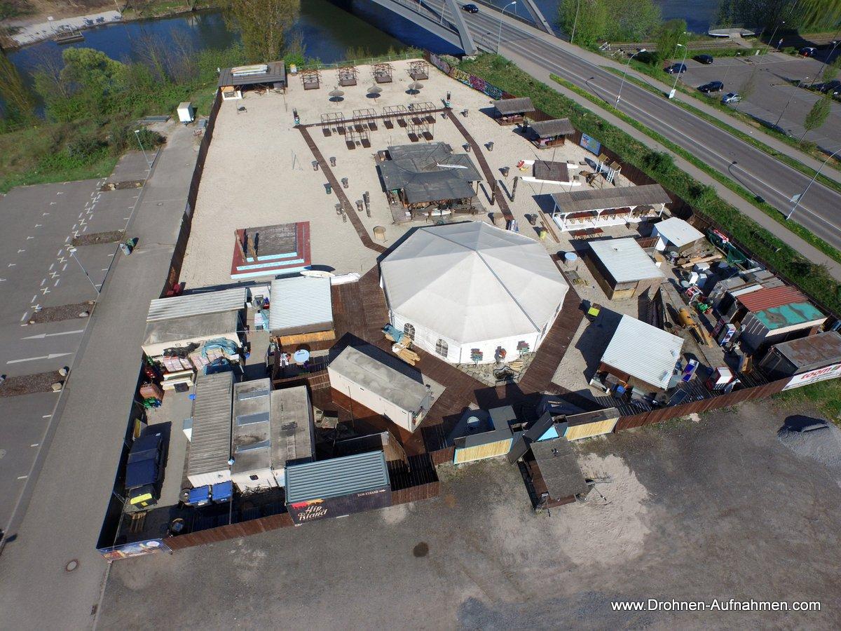 Hip Island Heilbronn - Luftbild