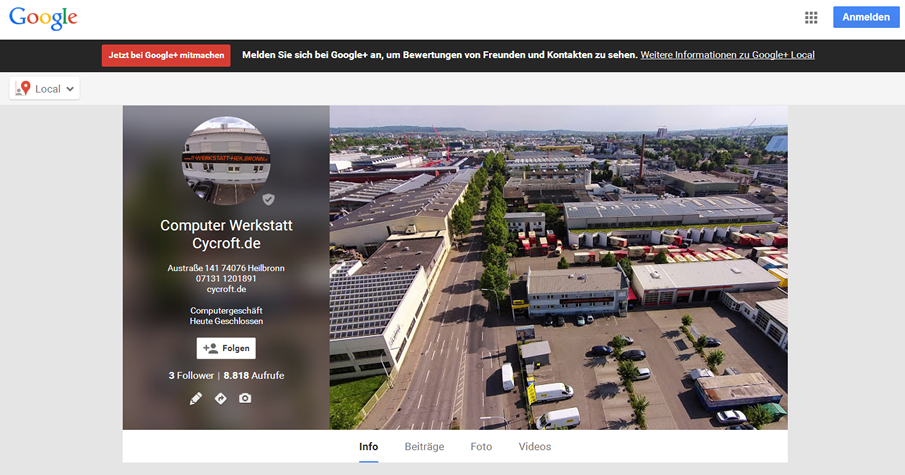 google-panoramaaufnahmen